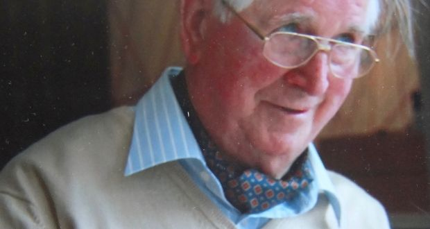 Donal Browne: A shipwright who triumphed over polio and doctor's advice